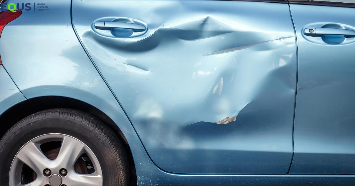 vendita vettura incidentata a pezzi